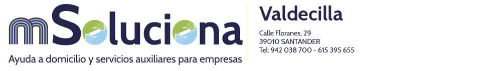 mSoluciona Valdecilla Logo