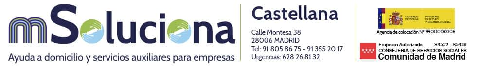mSoluciona Castellana Logo