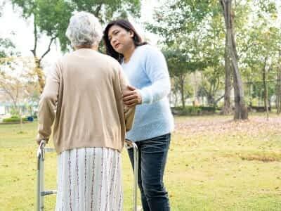 El síndrome del cuidador quemado