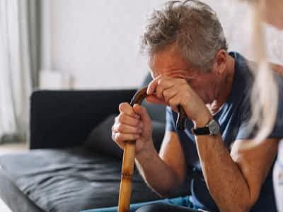 incapacitación de una persona mayor