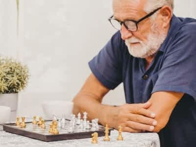ejercitar la memoria de los mayores