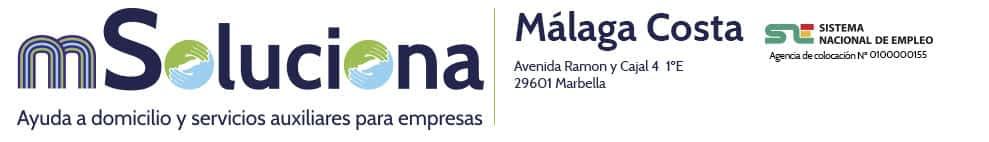 🥇 mSoluciona Málaga Costa Logo
