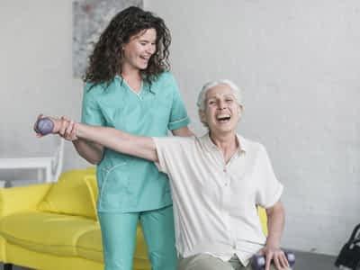 Beneficios del ejercicio físico en personas mayores